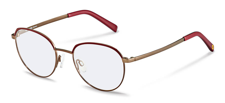 Rodenstock Capsule Collection-Dioptrické okuliare-RR219-darkred/copper