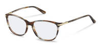 Rodenstock-Dioptrické okuliare-R5328-browngreystructured/gold