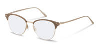 Rodenstock-Dioptrické okuliare-R7081-lightgold/brown