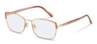 Rodenstock-Dioptrické okuliare-R7087-rosegold/rosestructured