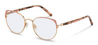 Rodenstock-Dioptrické okuliare-R7088-rosegold/rosestructured