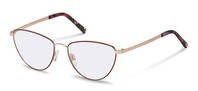 rocco by Rodenstock-Dioptrické okuliare-RR216-darkred/rosegold