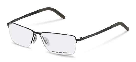 2fdbd6f30 Porsche Design-Dioptrické okuliare-P8283-black