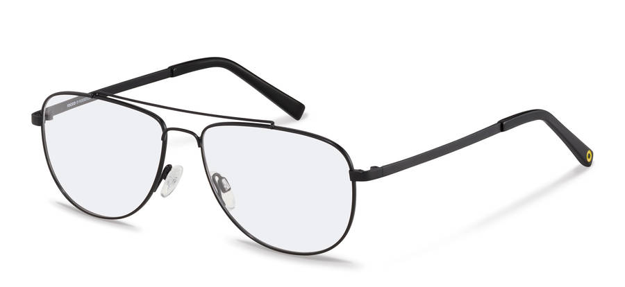 Rodenstock Capsule Collection-Dioptrické okuliare-RR213-black