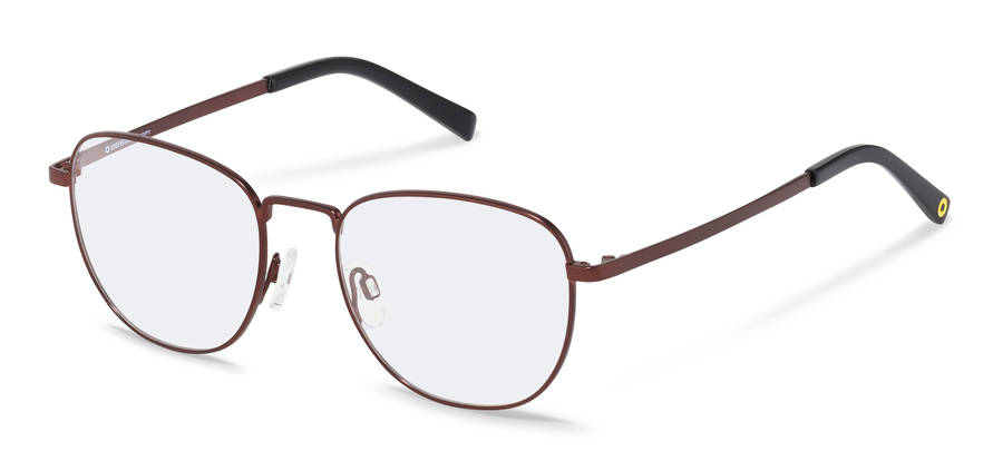 Rodenstock Capsule Collection-Dioptrické okuliare-RR222-darkred/black