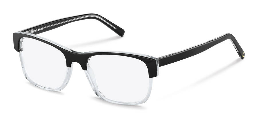 Rodenstock Capsule Collection-Dioptrické okuliare-RR458-black/crystal