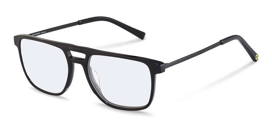Rodenstock Capsule Collection-Dioptrické okuliare-RR460-black