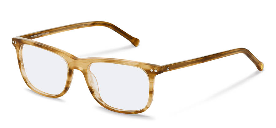 Rodenstock Capsule Collection-Dioptrické okuliare-RR433-lightbrownstructured