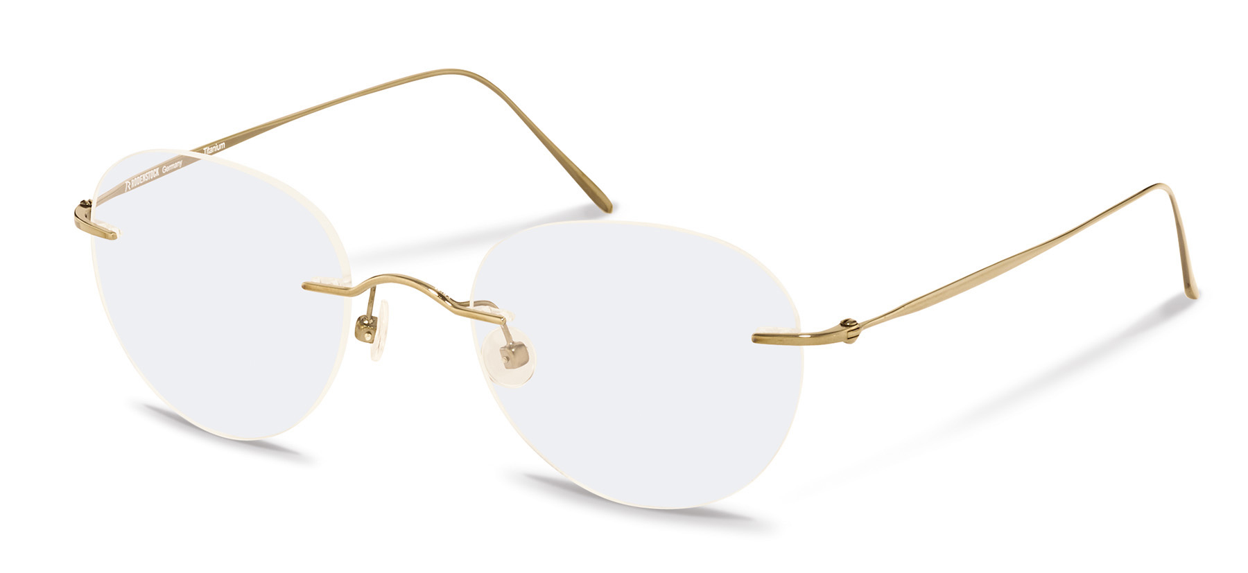 Rodenstock-Dioptrické okuliare-R7084-lightgold