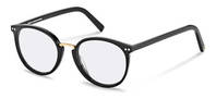rocco by Rodenstock-Dioptrické okuliare-RR454-black/gold