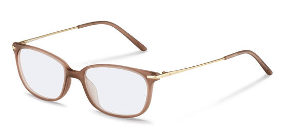 Rodenstock-Dioptrické okuliare-R5319-lightbrown/gold