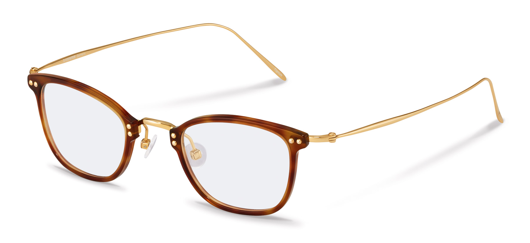 521782801 Rodenstock-Dioptrické okuliare-R7078-lighthavana/gold