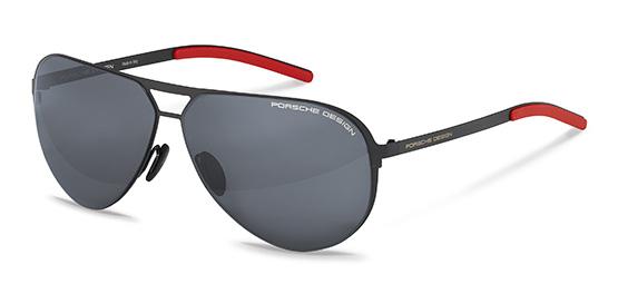 Porsche Design-Slnečné okuliare-P8670-black c479258808a